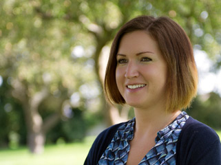 Stacey Francis, manager at Clarence House Cambridge