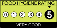 Clarence House Wellingborough Hood Hygiene rating is 5