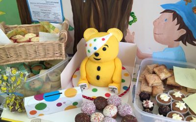 Clarence House raises over £300 for Children in Need
