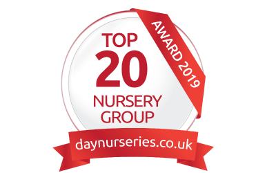 Clarence House awarded Top 20 Mid-Size Nursery Group Award