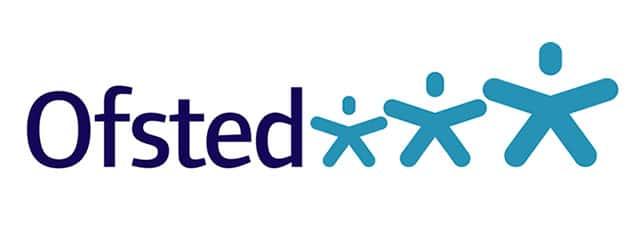 Ofested logo